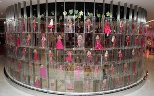 Barbie Shanghai store