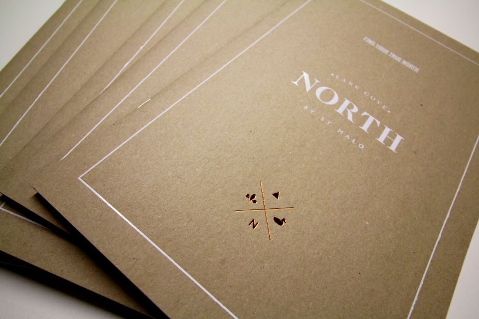 North|Sales brochure